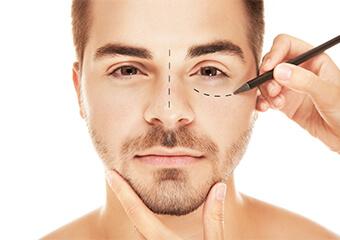 7e0bcbbb2c6a4 Cirurgia estética homem - CCE Porto